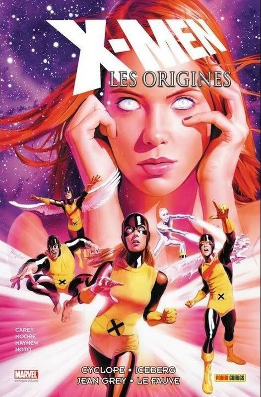 100% marvel x-men les origines 02