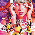 Panini 100% marvel x-men les origines 2 cyclope, jean grey, iceberg et le fauve