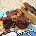 Recette gâteau marbré pour le goûter
