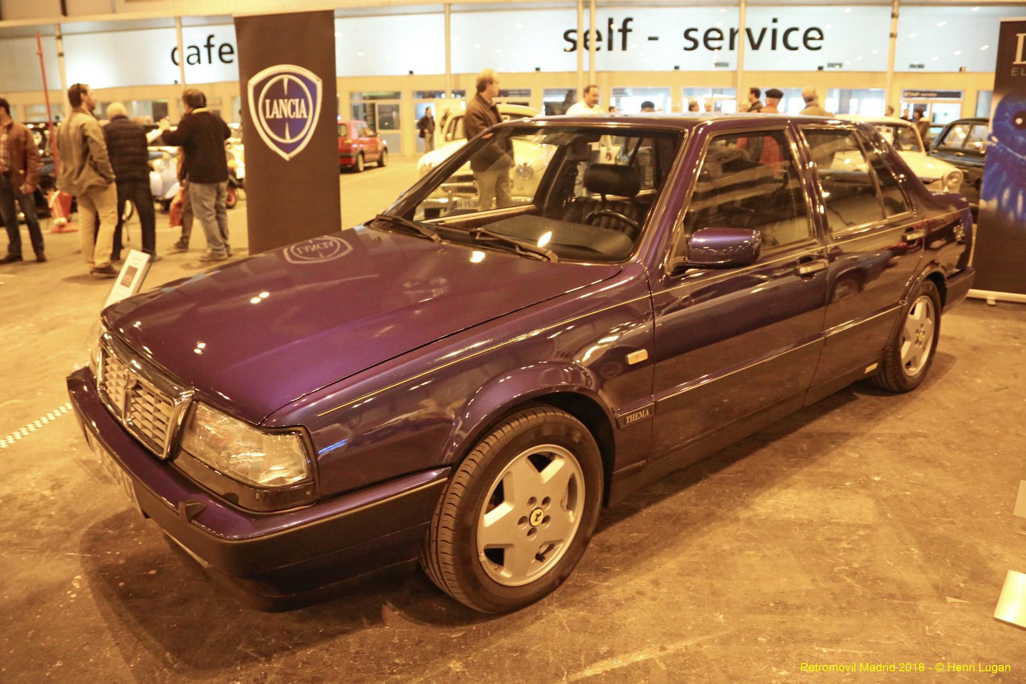 Lancia Thema 8