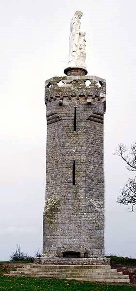 Le Mont Dol, Tour de Notre Dame d'Espérance