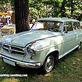 Borgward isabella kombi de 1960 (37ème Internationales Oldtimer Meeting de Baden-Baden) 01