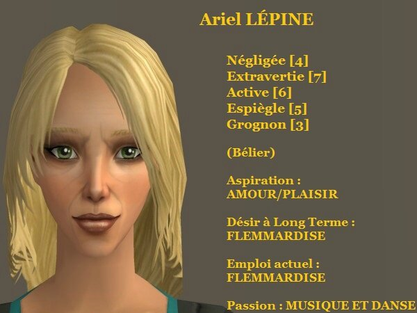 Ariel LEPINE