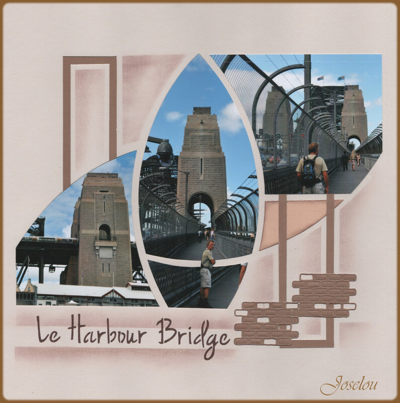 Le Harbour Bridge Sofia Lima