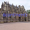 Mon top 10 ecosse: n°7: rosslyn chapel