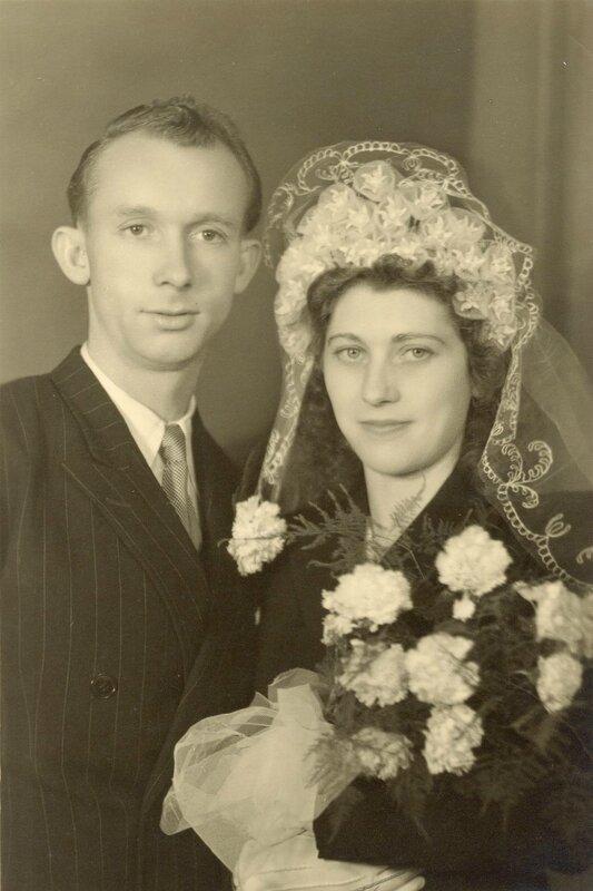 Mariage Jacques et Micheline original