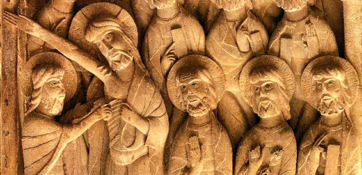 Thomas et Jésus, abbaye St Dominique de Silos