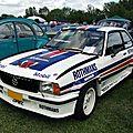 Opel ascona b 400 rallye, 1980