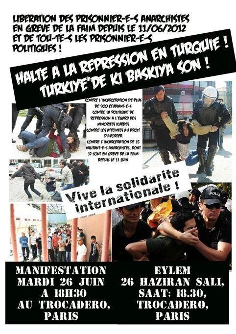 26Juin 2012, manif soutien turquie