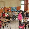 18-11-09 les pp7 préparent leur portfolio.