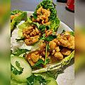 Salade asiatique au poulet - hellofresh non sponsorisé -