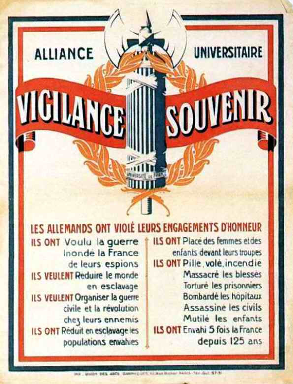 Aff alliance universelle