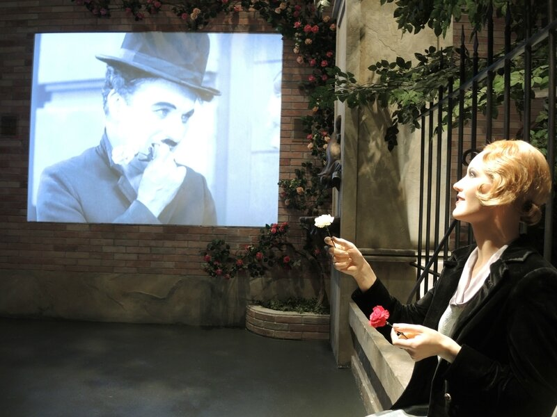 Corsier-sur-Vevey, Chaplin's world, le Studio, Virginia Cherill