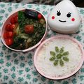 Tofu o bento iii