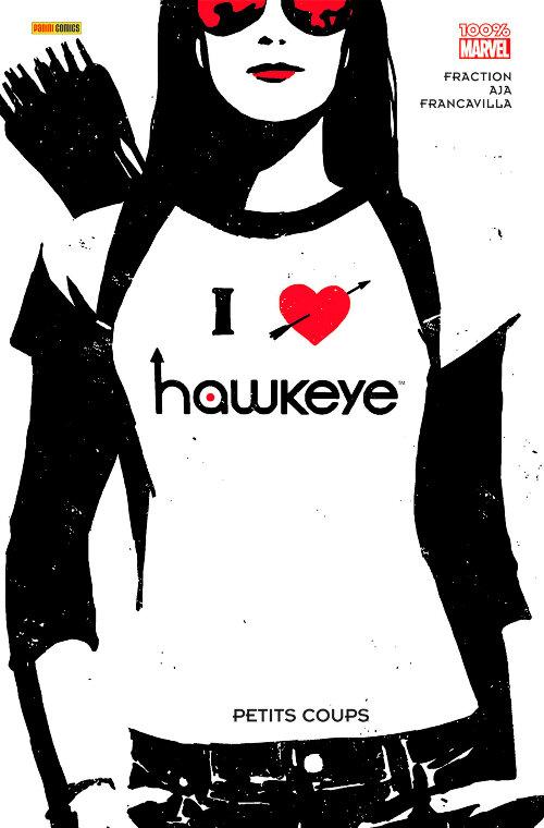 100% marvel hawkeye 02 petits coups