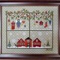 Fenêtre de Noël