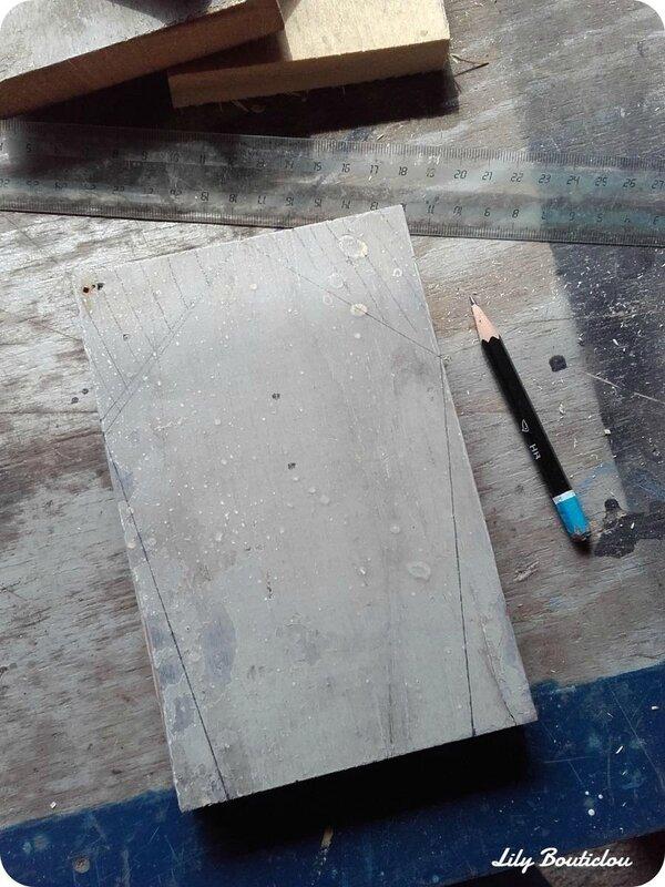 nichoir recup bois palette diy lilybouticlou