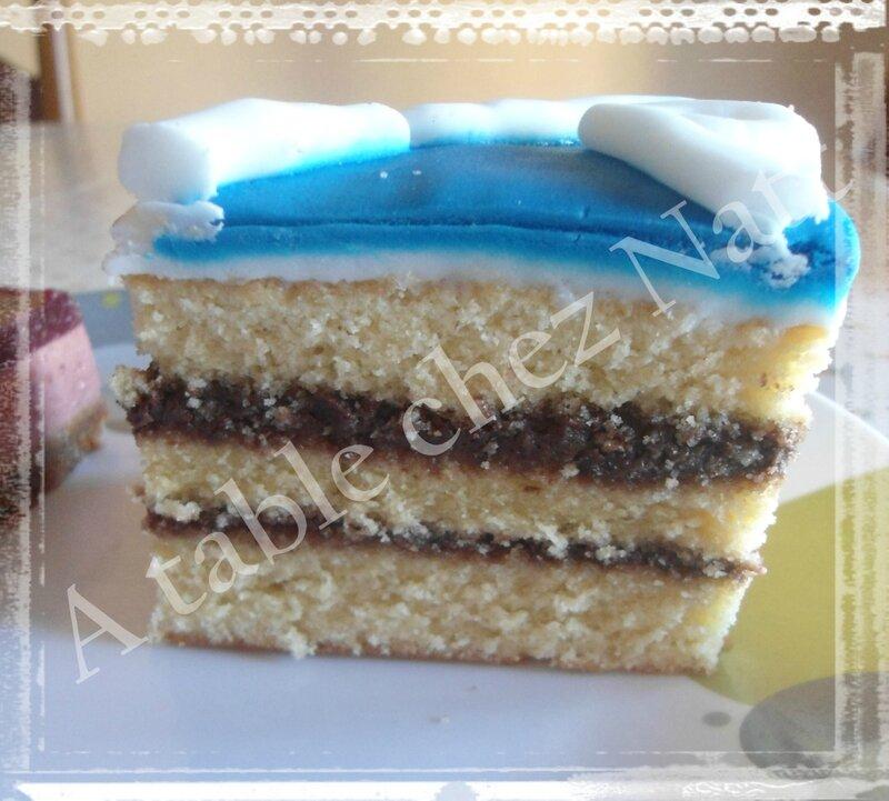gâteau psg 2