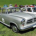 Borgward isabella berline 1959-1960