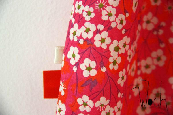 Woch - robe Lily Misti rose 2