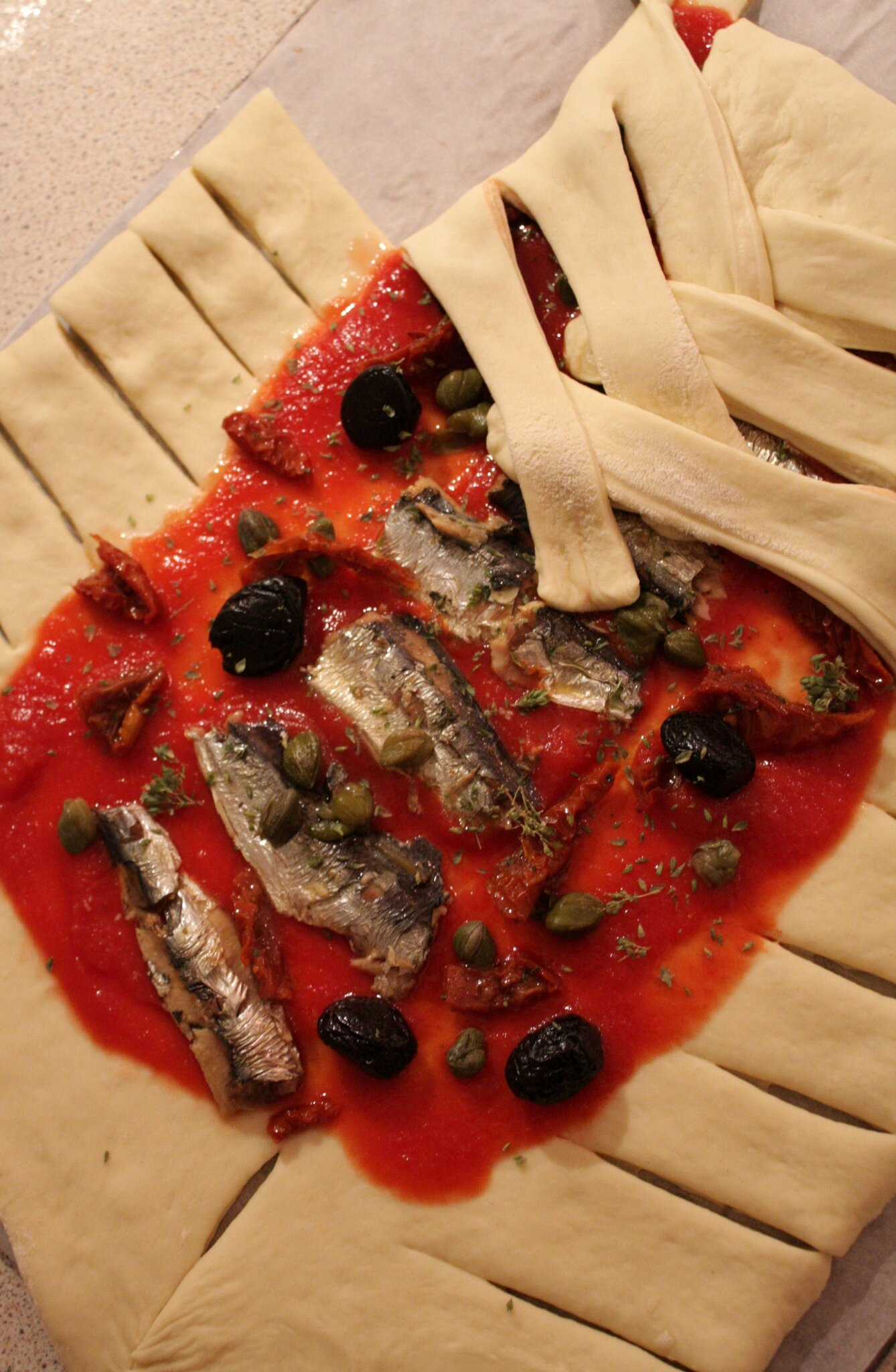 pizza tresse 4
