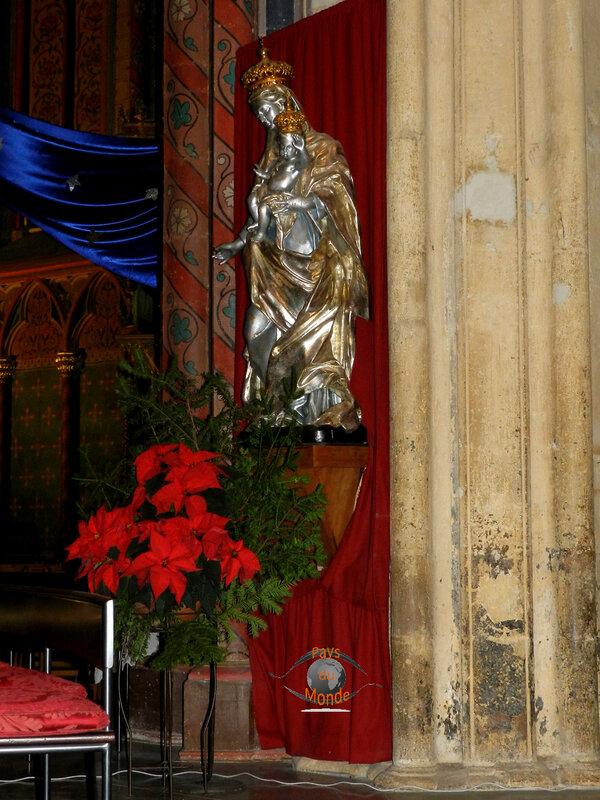 Cathédrale St Sauveur