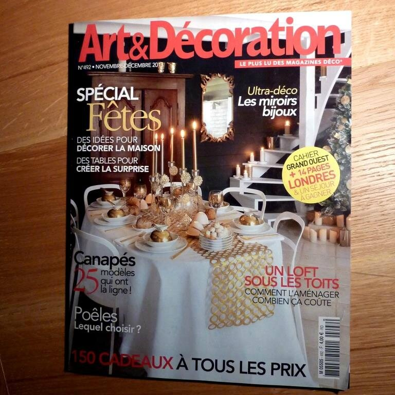 art et decoration un weekend a la maison (1)