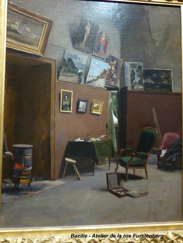 Bazille Atelier