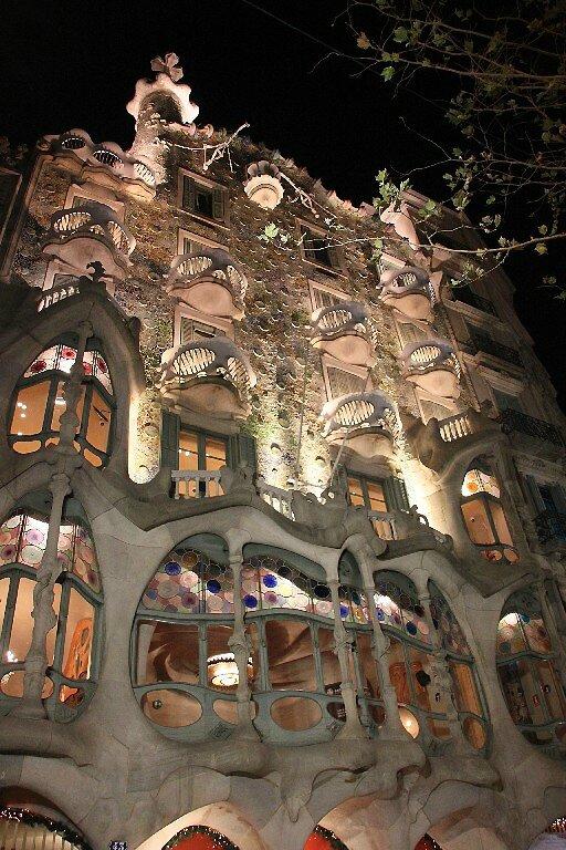 Barcelone, Casa Batllo_5833