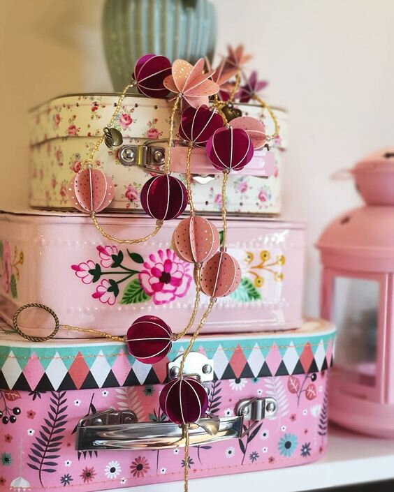décoration craftroom vanillejoile