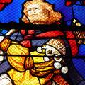 Vitraux église St Etienne à BEAUVAIS