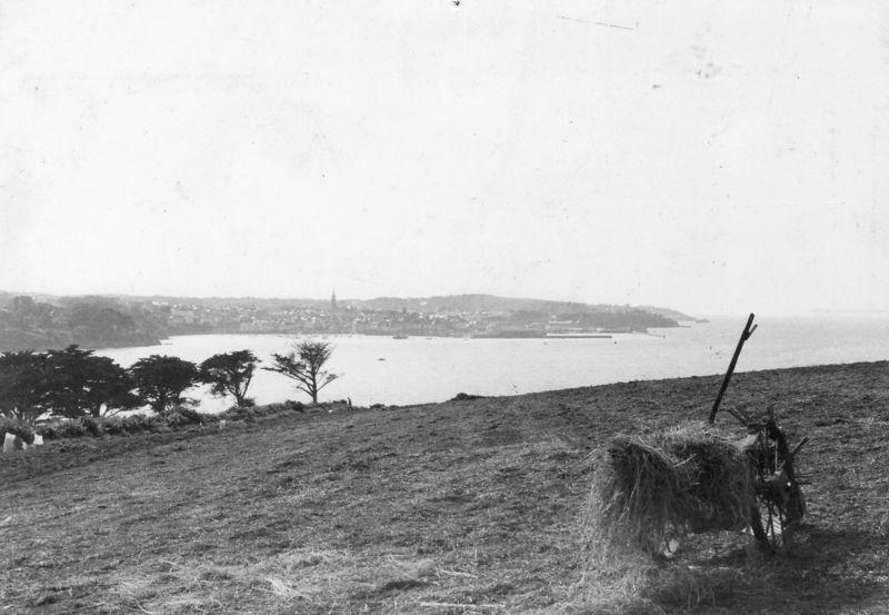 La Baie de Douarnenez (Août 198?)