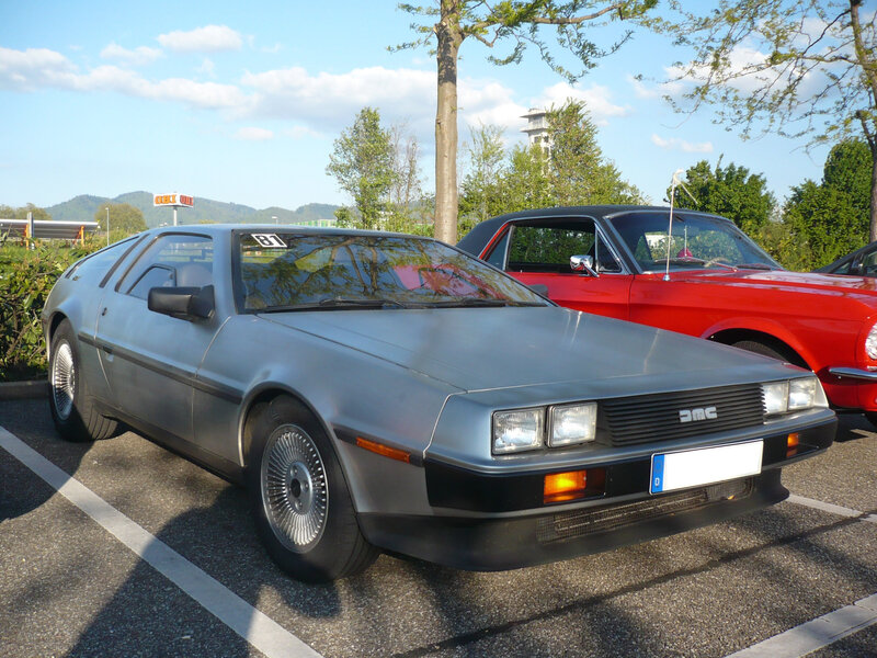 DELOREAN DMC-12 Offenbourg (1)