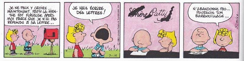 DDS 461 Peanuts