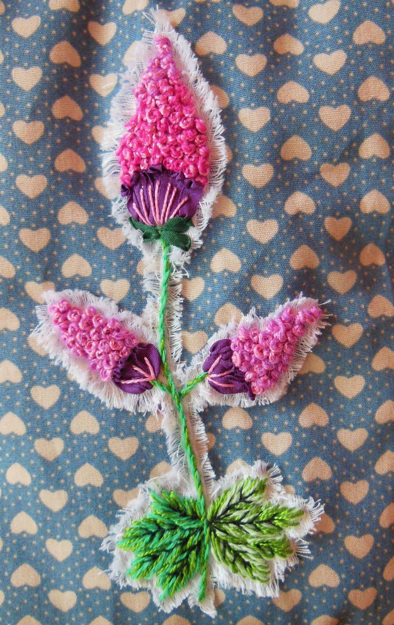 Détails des fleurs (4)