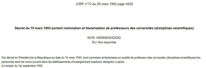 Professeurs des universités 1993_1