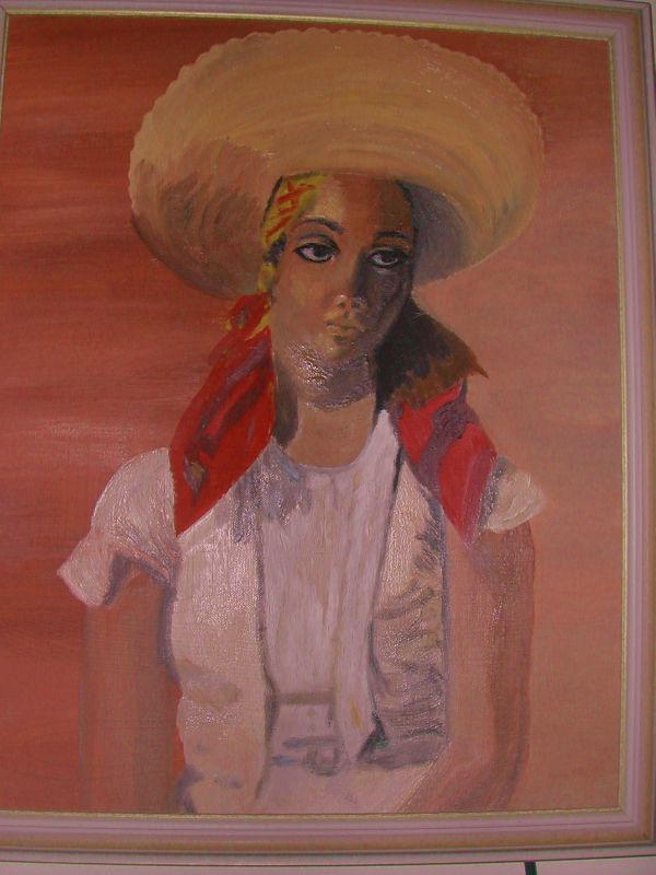 Femme créole