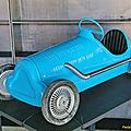 Monoplace bleue Pedal car_01 HL_GF