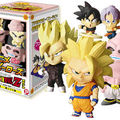 Dbz mni big head figures majin chapter: décembre 08