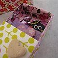 boite allumettes Kawaï matchbox (2)