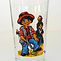 Collection ... verre michel thomas * le chasseur