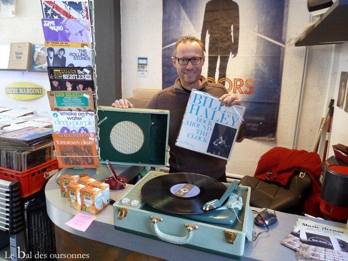 72 Puces du Canal Villeurbanne Lyon Container Music Avenue Vinix Vinyle