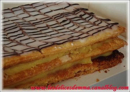mille feuille paques3