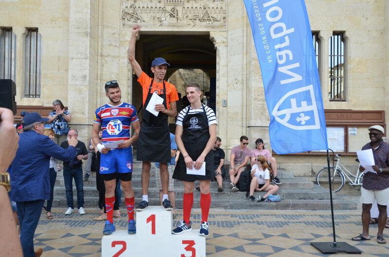 podium h