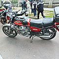 Philippe alias Léon - Honda 500 CX