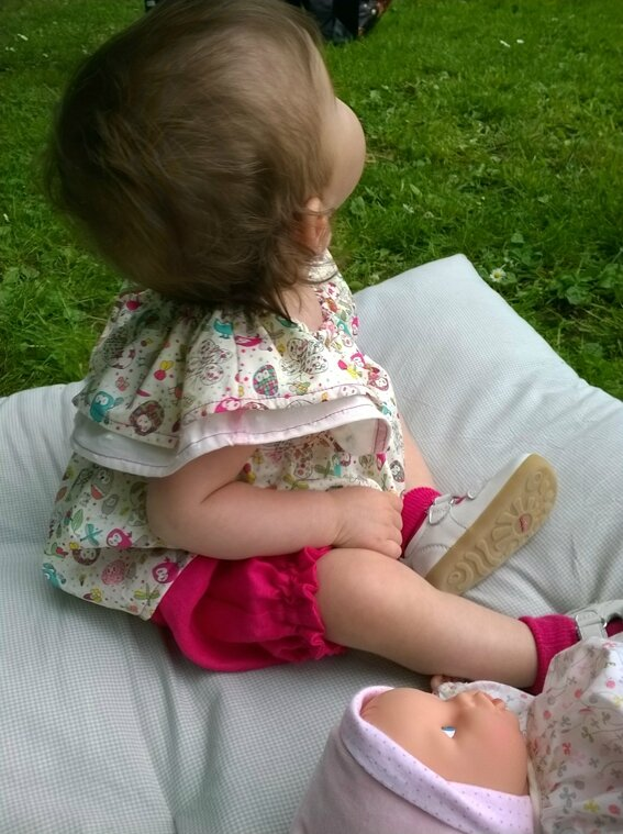 Tenue cookie et cupcake Lou&me12M 1-30