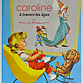 Livre album ... caroline a travers les ages (1966) * probst