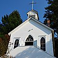 San Juan Island Roche Harbor Our Lady of Good Voyage