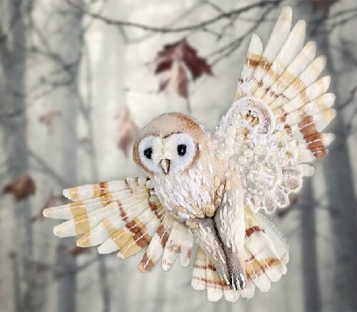Miniature-brooch-Owl-2