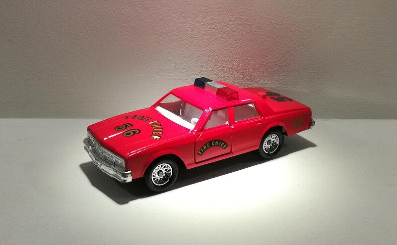 Chevrolet Impala (Majorette)